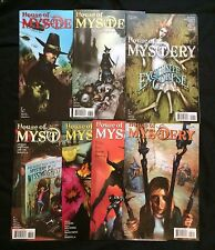 HOUSE OF MYSTERY #25, 26, 27, 28, 29, 30, 31 VFNM Condition