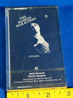 Masked Marauders Psych Folk Cassette Tape Early Ampex Clamshell SEALED RARE