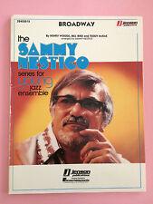 Broadway, arr. Sammy Nestico, Big Band
