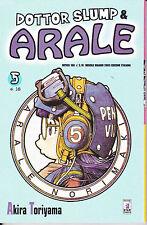 DOTTOR SLUMP & ARALE n° 5 - Mitico 108 - ed. Star Comics