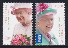 2014 Birthday of Her Majesty Queen Elizabeth II - MUH Complete Set