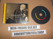 CD Pop Heaven 17 - Live At Last (11 Song) COOKING VINYL