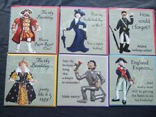 FAB FUN HISTORIC CARDS ~ SOMETHING for ALL OCCASIONS Birthday card etc