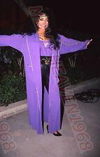 LATOYA JACKSON VINTAGE 35MM SLIDE TRANSPARENCY NEGATIVE PHOTO 237