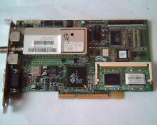 AGP card ATI 109-44600-10 AIW Pro 100-401012 4M 3D Rage 2X Ver 2.0 VGA A/V CATV