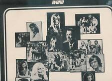 WORD FAMILY LP ALBUM WORD
