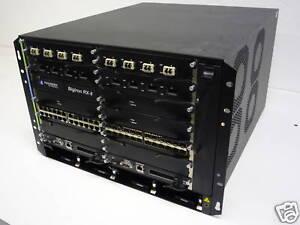 Gießerei Bigiron RX8 BI-RX-8-AC BI24F,BI4XG,10G-XFP-SR
