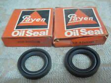 NOS Payen REAR HUB OIL SEAL Triumph Herald GT6 Spitfire Standard 8 10 NA069 B309