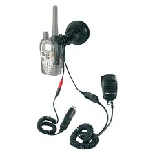 Midland Two way radio car kit C982 for G7 G8 G9 w/ charger-belt clip-car suction