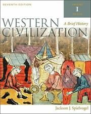 Western Civilization: A Brief History, Volume I