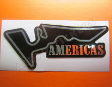 Adesivi Resinati 3D Circuito Americas 14x6 cm