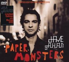 Dave Gahan paper Monsters (2003, CD/DVD) [double CD]