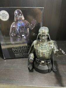 Darth Vader Emperor's Wrath Gentle Giant Star Wars 1/6 Bust Return of the Jedi