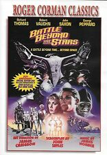 BATTLE BEYOND THE STARS (DVD, 2000) Space! Sci-Fi! Roger Corman Classics!