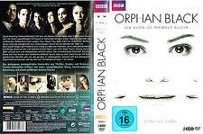 (3 DVD's) Orphan Black - Ein Klon ist niemals allein - Staffel 1 [TV-Serie]
