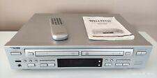 Welltech HighEnd CD Recorder Brenner Player Doppel Laufwerk mi  BA + FB,  *Top*