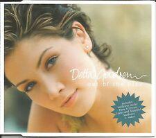 DELTA GOODREM Out of 4TRX w/ VIDEO TRACK australia CD Single USA seller SEALED