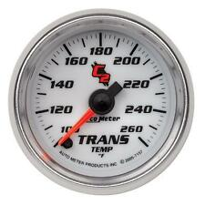 UNIVERSIAL DODGE FORD CHEVY AUTO METER C2 SERIES TRANSMISSION TEMP GAUGE 7157..
