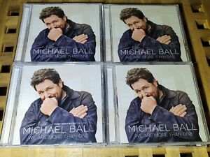 MICHAEL BALL WE ARE MORE THAN ONE CD BRAND NEW AND SEALED