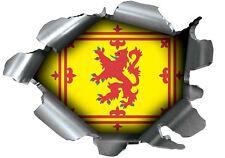 Speed Demons orgullo ráfaga Pegatina Auto Adhesivo Coche Portátil Rip Torn Escocia León