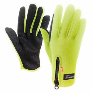 Winter Ski Gloves Thermal Snowboard Snow Skiing Touchscreen Mens Women Warm S-XL