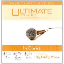 Christus (As Made Popular von Big Daddy Weave ): Ultimate Titel Digitally CD