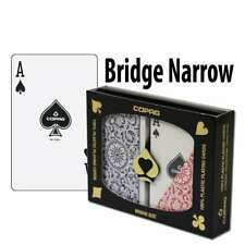 Copag Playing Cards Elite Bridge Red/Blue Regular Index