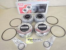 Warn Dana 60 Locking Hub Set Standard 30 Spline Ford Chevy Dodge Gmc Dana 50