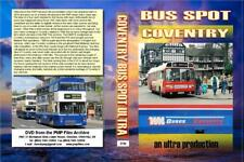 3796. Bus Spot Ultra Coventry. Starts at the beginning of the war then brief sho