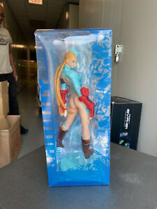 Street Fighter Zero Alpha Cammy 1/6 Kaiyodo Figure