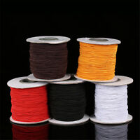 Top Quality Round 1mm 2mm Elastic Stretch Bungee Rope Shock Cord DIY Crafts