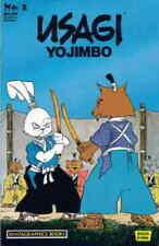 Usagi Yojimbo Sakai Luth Thompson Erb #2 Fantagraphics Books September 1987 NM