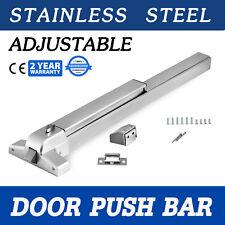 Exit Panic Bar Push Door Device Emergency Push bar Commercial Grade New