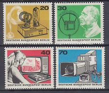 Berlin 1973 Mi. Nr. 455-458 aus Block 4 Postfrisch LUXUS!!!