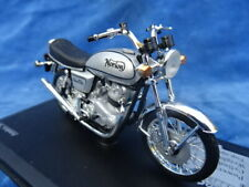 JOLI / Nice & TOP +++ ! - SOLIDO S - 1/18 - MOTO VINTAGE NORTON COMMANDO