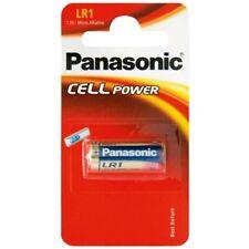 Genuine PANASONIC N LR1 910A Alkaline battery 1.5v [1-Pack]