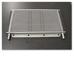 "PWR Trans Oil Cooler - 280 x 150 x 19mm (1/2"" BARB) PWO6636"
