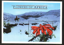 Lesotho Stamp - Flowers of Africa Stamp - NH