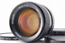 【Rare! / AB Exc+】 REVUENON (Rikenon) 55mm f/1.2 MC MF Lens for PENTAX K Y3297