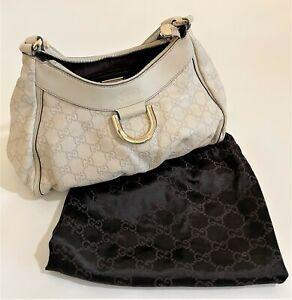 GUCCI Guccissima Leather Hand Bag Gold