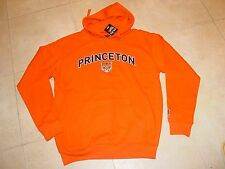 PRINCETON TIGERS   Embroidered  HOODED Sweatshirt NWT NEW   sz..   SMALL