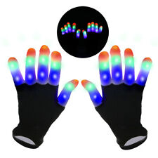 led Gloves Light Up Kids Toys Boys Girls for Age 4 5 6 7 8 9 10 Years 6 Mode new