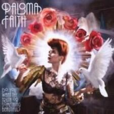 Paloma Faith Do You Want The Truth or Something ? CD Album 3d