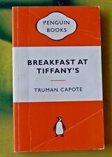 Breakfast at Tiffany's by Truman Capote (Paperback, 2008)
