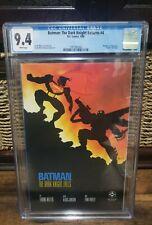Batman The Dark Knight Returns #4 (1st Print) CGC 9.4 WP