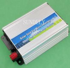 350w 350watt 10.5-28v DC 220v AC grid tie power inverter solar panel STOCK NEW