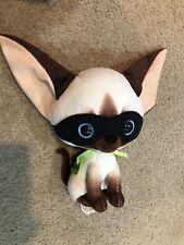 Kohls Cares Skippy Jon Jones Plush Stuffed Cat Mask Cape Chihuahua Skippyjon EUC