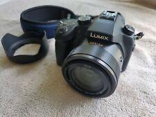 Panasonic Lumix DMC-FZ1000 20.1 MP Digital Camera - Black 24k clicks