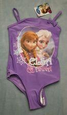 Officiel Filles Disney Frozen Swim Wear Maillot de bain taille 1-5 ans