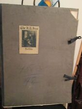 The A. B. Frost Portfolio of 6 Large B/W Plates [P. F. Collier & Son.], 1906.